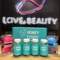 фото витаминов для волос и ногтей Honey Teddy Hair
